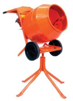 Concrete mixers Image